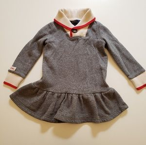 Polo Sweater dress  size 3T